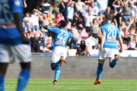 Napoli nel cuore, col Chievo vittoria a rischio infarto: Napoli Chievo 2 – 1