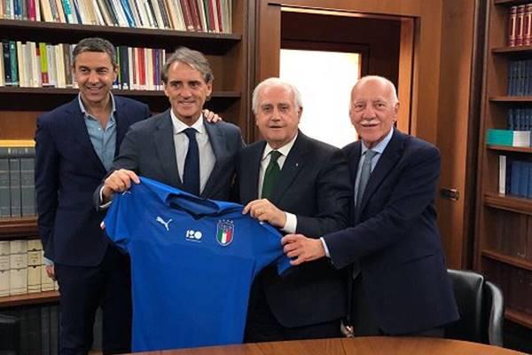 Comincia l'avventura di Mancini con la Nazionale