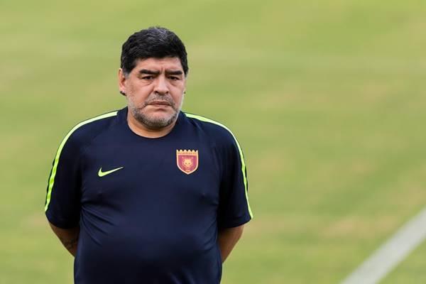"""Maradona dopo il ricovero: """"Sto bene, voglio ringraziare tutti i miei tifosi…"""""""