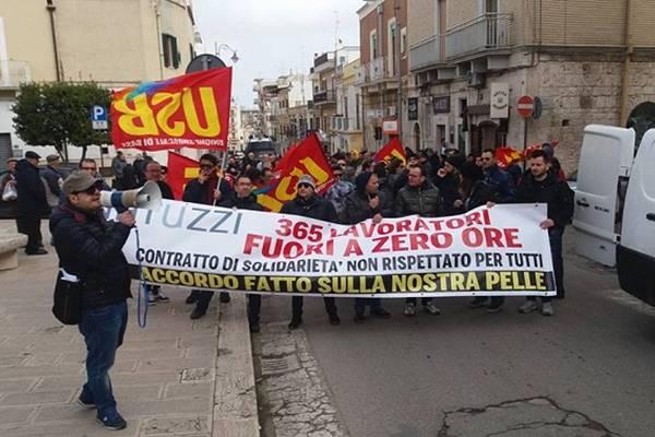 Effetto crisi, la Natuzzi annuncia mille licenziamenti
