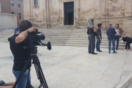 Il turismo che fa paura, al via le riprese a Matera