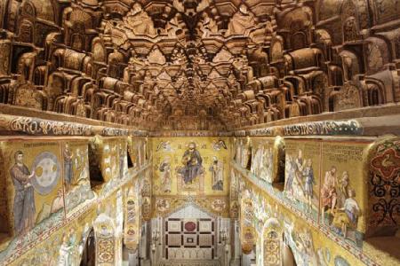 Palermo, la Cappella Palatina come non l'avete mai vista…