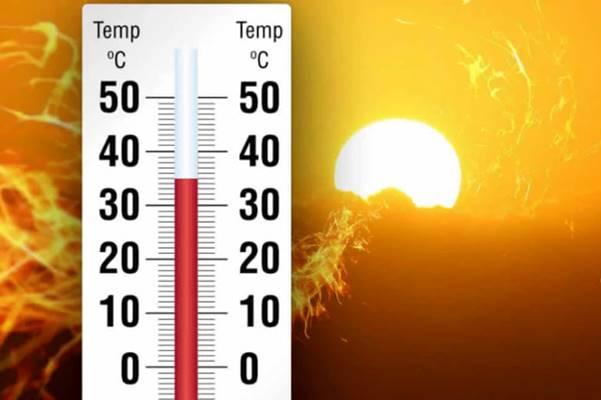 Arriva il caldo torrido dal Sahara, temperature fino a 43°