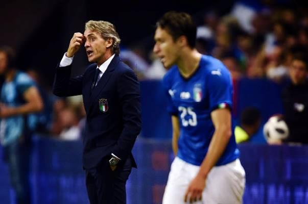 Da Chiesa a Cristante: le big di Serie A aiutano la giovane Italia di Mancini