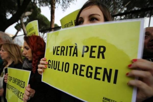 Papà Regeni: l'ambasciatore al Cairo non cerca la verità