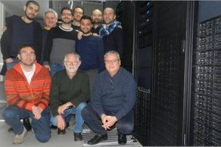 Il super-computer di Portici: 700mila miliardi di operazioni al secondo