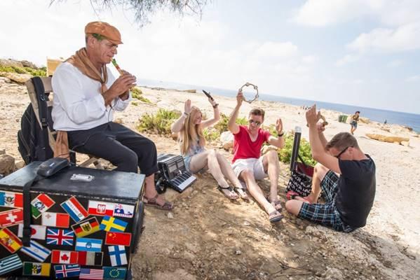 Malta l'Isola della musica e della cultura