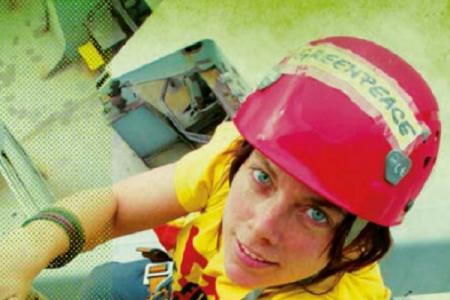 Greenpeace, i guerrieri dell'arcobaleno: un viaggio per immagini