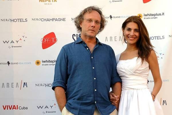 AgadahdiAlberto Rondalli all'Ortigia Film festival