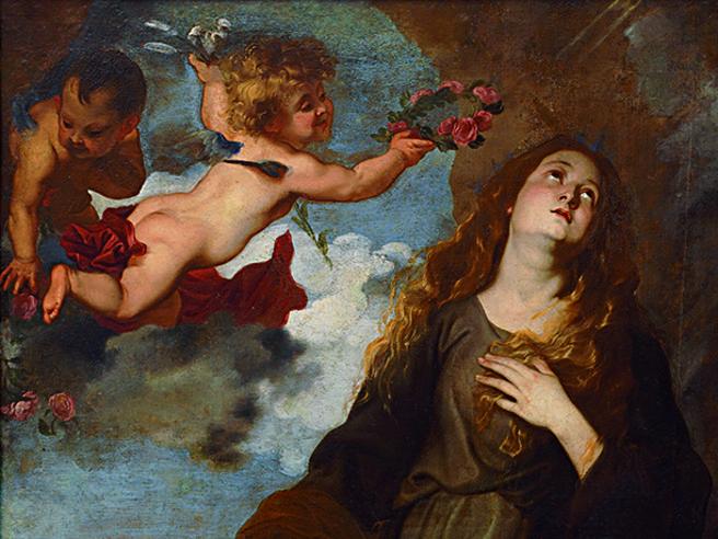 Palermo celebra la sua patrona, una mostra per Santa Rosalia Sinibaldi