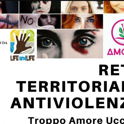 """""""Troppo amore uccide"""", al via la rete del Sud antiviolenza"""