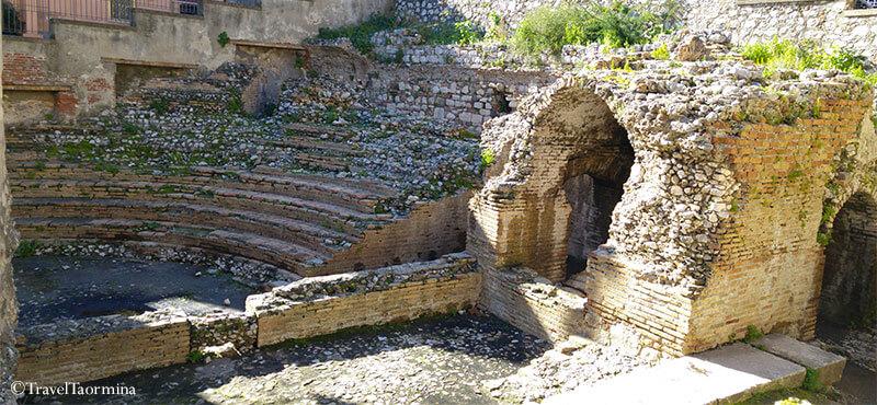 Riapre il Teatro Romano Odeon di Taormina: ecco il programma