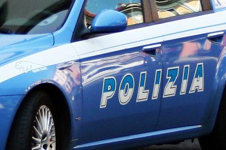 Blitz della Polizia al Parco Verde di Caivano