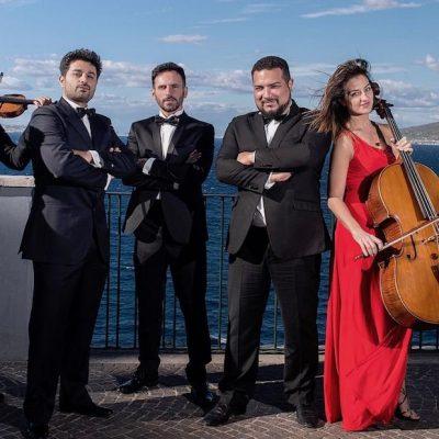I tre tenori arrivano al museo Filangieri di Napoli