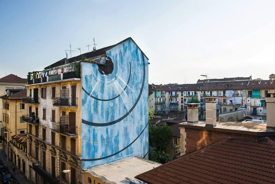 Bando Street Art Oculus – giovani operatori per la creatività urbana