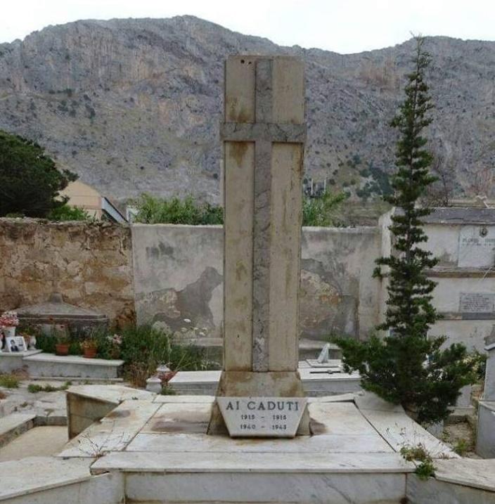 Isola delle Femmine ricorda i concittadini morti durante la Prima Guerra Mondiale