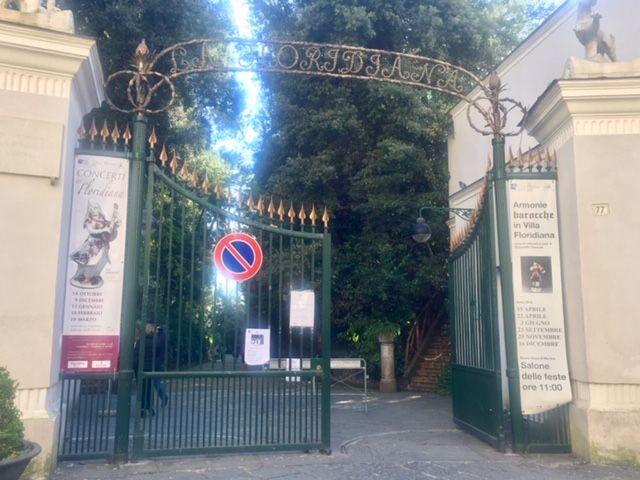 Villa Floridiana a Napoli, la mia lettera a Babbo Natale