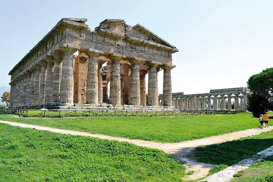 Da Ercolano a Paestum, boom di presenze in Campania