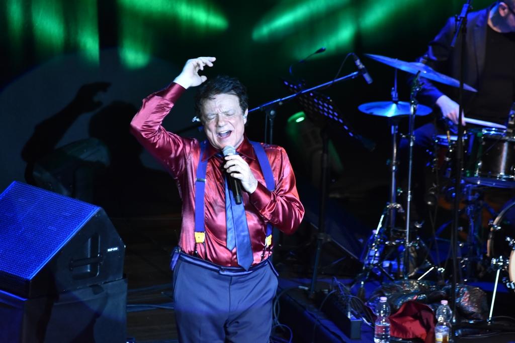 Massimo Ranieri torna al Teatro Lendi con i classici napoletani rivisitati in chiave jazz