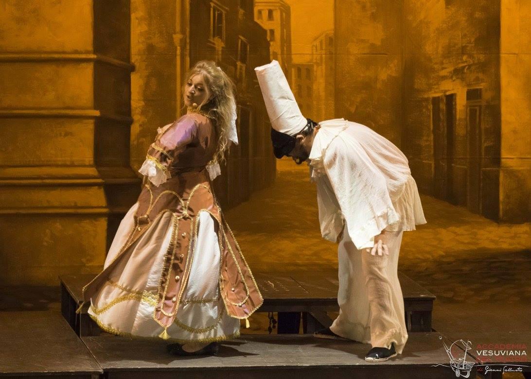 """Gli """"incanti narrati"""" del Teatro Instabile di Napoli"""