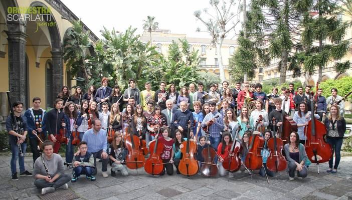 Alla Camera il concerto della Scarlatti Junior