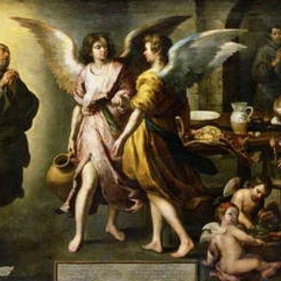 LA LETTURA. Alla scoperta degli angeli