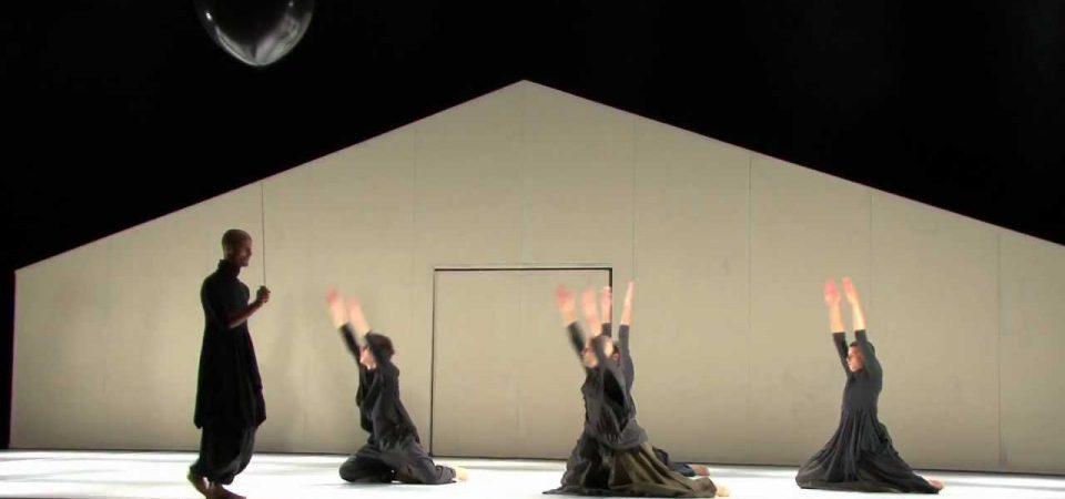 La Vertigo Dance Company a Matera nella Cava del Sole. Poi a Pompei