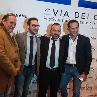 Via dei Corti, grande successo per la serata conclusiva con Mario Incudine, Uccio De Santis e Tony Sperandeo