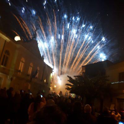 Si illumina ancora la notte di San Martino Valle Caudina