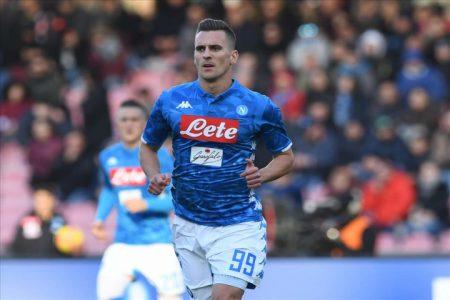 I risultati e la classifica della 16° giornata della serie A: Napoli in corsa con una magia di Milik