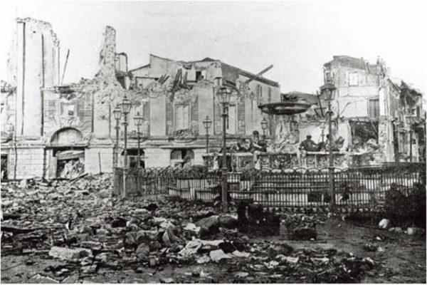 Per non dimenticare: 108 anni fa il terremoto a Reggio Calabria con oltre centomila vittime
