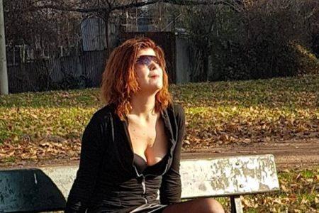 Elena modella di Torino per Il Sud On Line