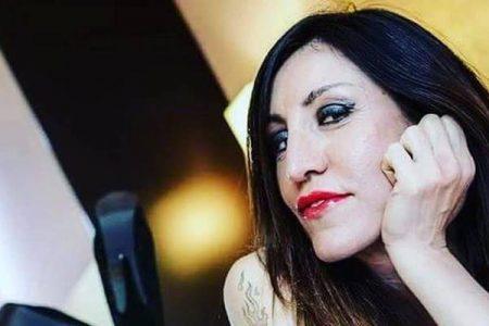 Cristina, la modella che adora i set fotografici