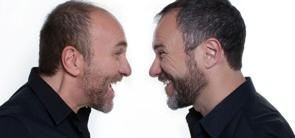 """Gianfranco e Massimiliano Gallo, """"Comicissimi fratelli. Il pubblico ha sempre ragione"""""""