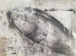 """""""Lo stato dell'arte"""", mostra di pittura dell'incendio Science Center al PAN"""