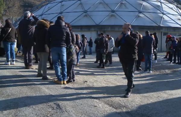 Il sogno del posto fisso: si presentano in trecento per 3 posti di vigile urbano a Vietri di Potenza