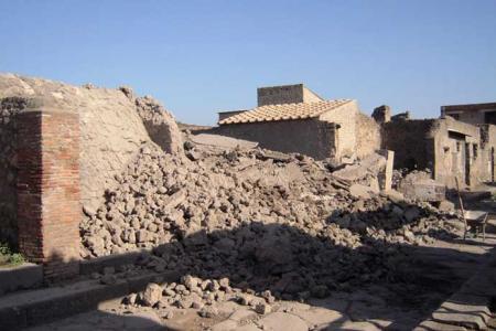 Pompei risorge: riapre dopo nove anni la Casa dei Gladiatori