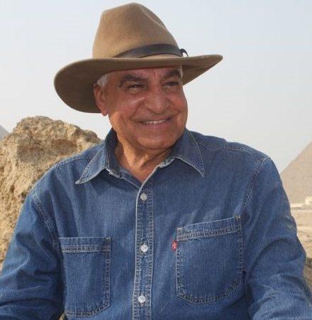 A Palermo il più grande archeologo dell'antico Egitto