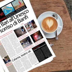 Il SudOnLine quotidiano di mercoledì 23 gennaio. Banfi, un po' di Puglia nell'Unesco – Minorenne violentata dalla famiglia a Salerno – Ultras baresi arrestati a Messina