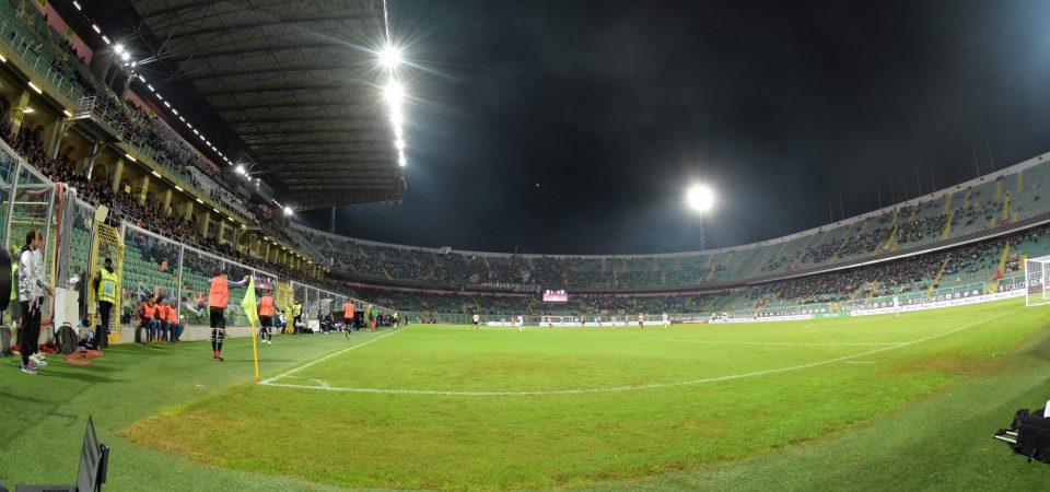 Palermo calcio, false le notizie sul riassetto della società