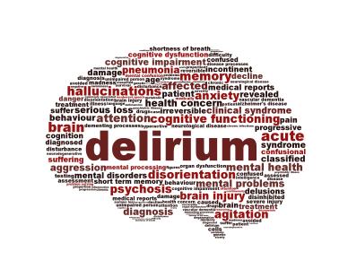 1 anziano su 5 soffre di delirium in ospedale, diagnosticato solo in un caso su 3. Arriva il quiz per saperne di più