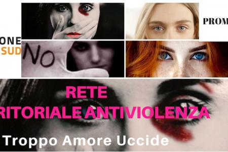 """A Cefalù si parla di violenza contro le donne attraverso la Rete antiviolenza """"Amorù"""""""