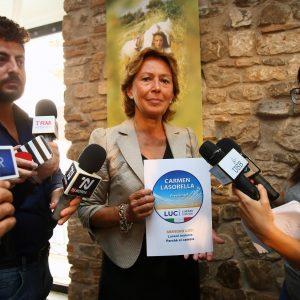 Basilicata, Carmen Lasorella si ritira: troppi inciuci. Ma il centrosinistra potrebbe riunirsi