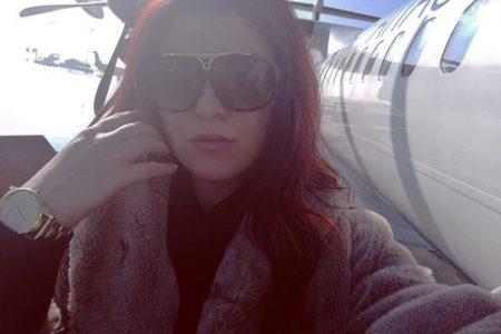 """Alessandra Giordo, modella per """"Il Sud On Line"""""""