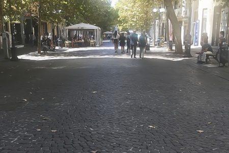 Vomero, no alla ricollocazione della fontana Itaca in Via Scarlatti
