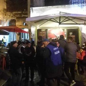 Blitz a Napoli contro i locali della movida: raffica di multe