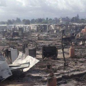 San Ferdinando, i migranti non lasciano il ghetto: hanno paura di essere espulsi