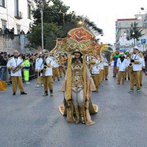 Al via lo storico carnevale di Palma Campania: ci sarà anche l'edizione estiva
