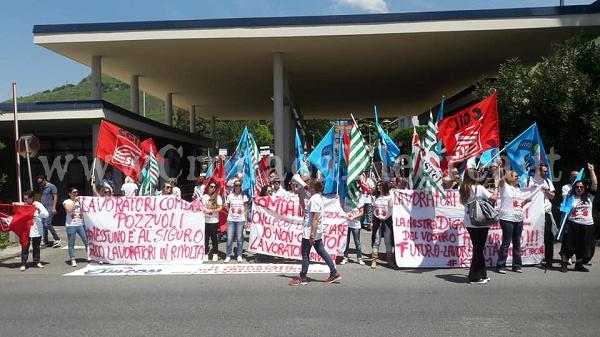 Vertenza Comdata, il Comune di Napoli al fianco dei lavoratori
