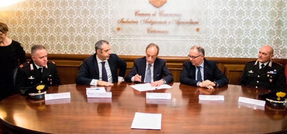 Sottoscritto il protocollo di intesa per la Trasparenza e la Legalità in materia ambientale